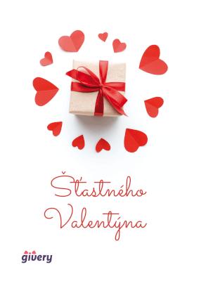 Šťastného Valentýna
