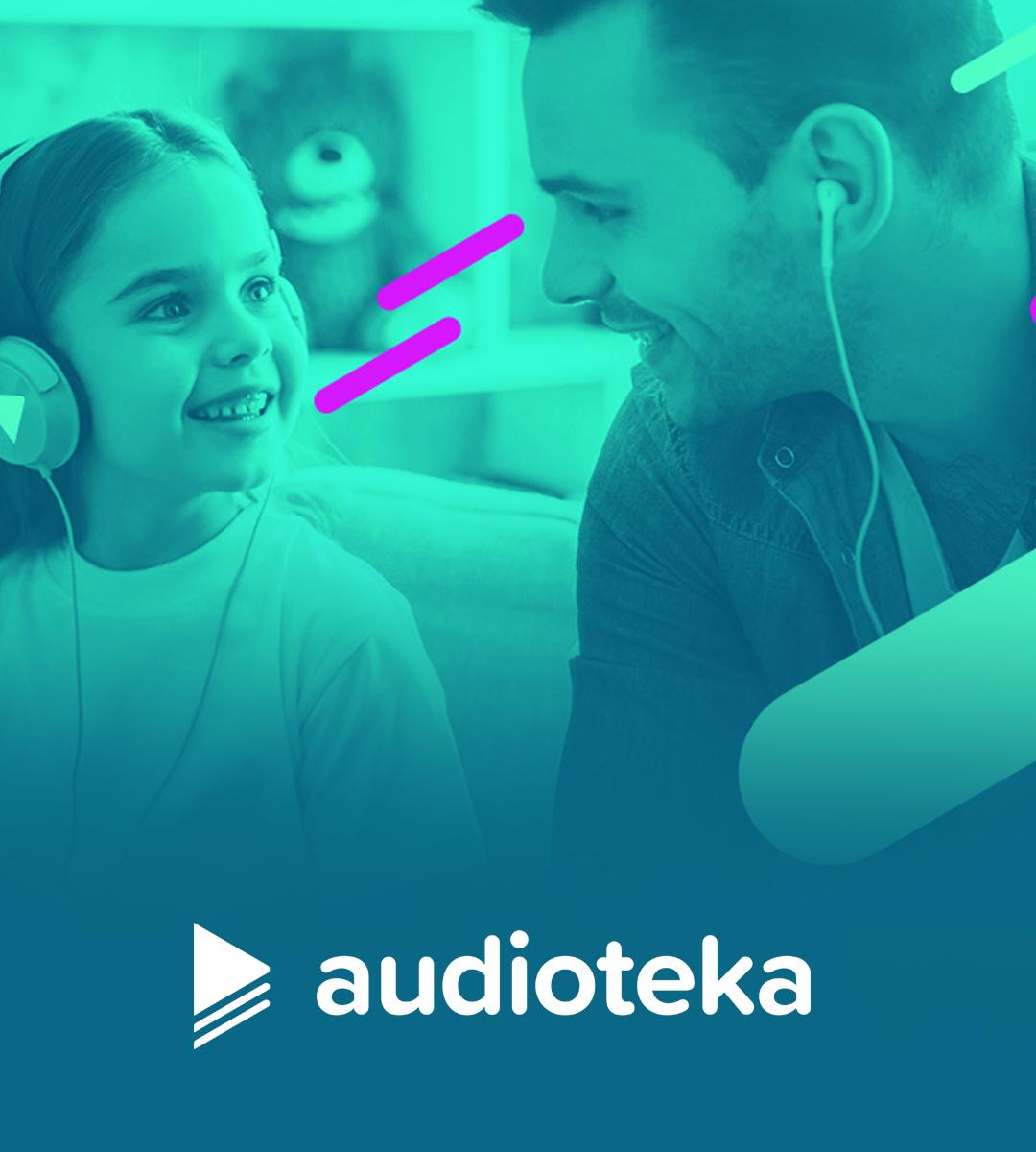 Audiotéka dárkový poukaz