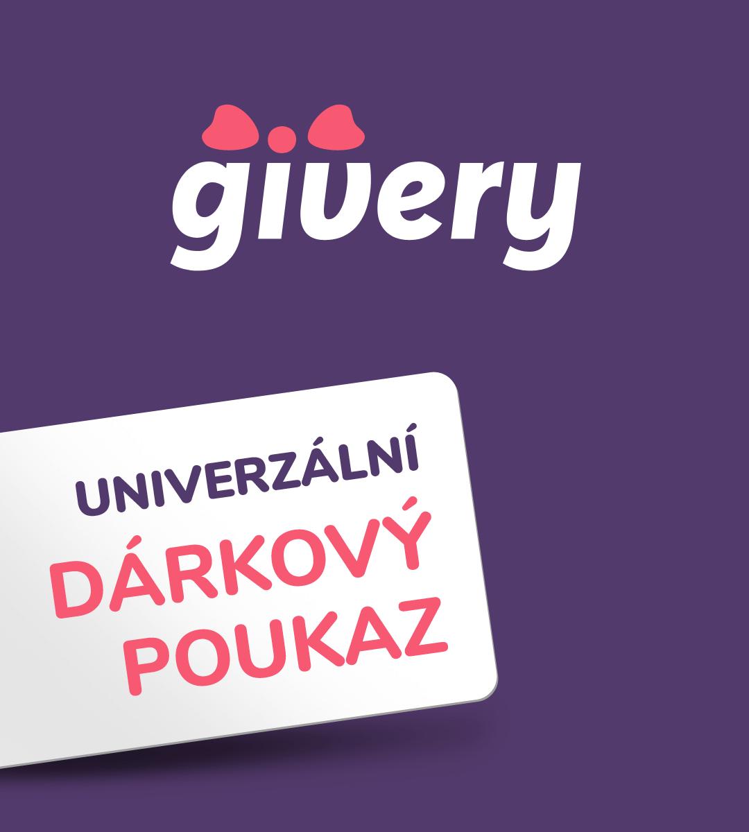 Univerzální poukaz Givery