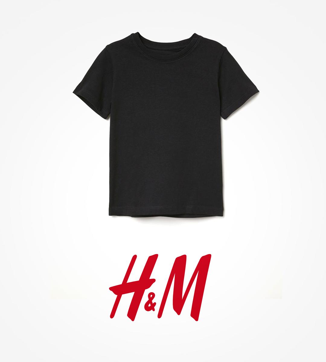 H&M dárkový poukaz