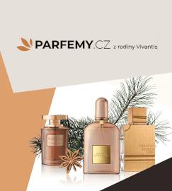Parfémy.cz dárkový poukaz