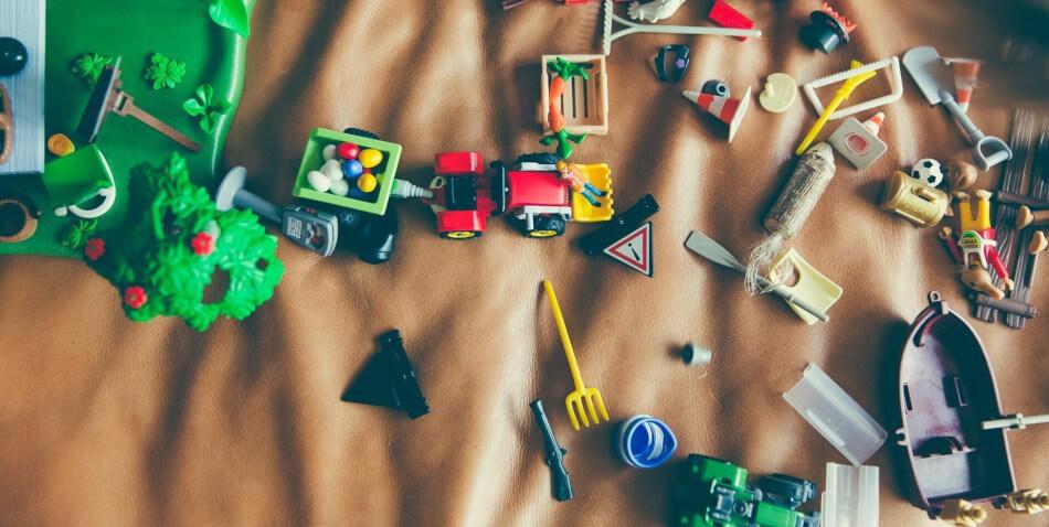 Bambule - hračky