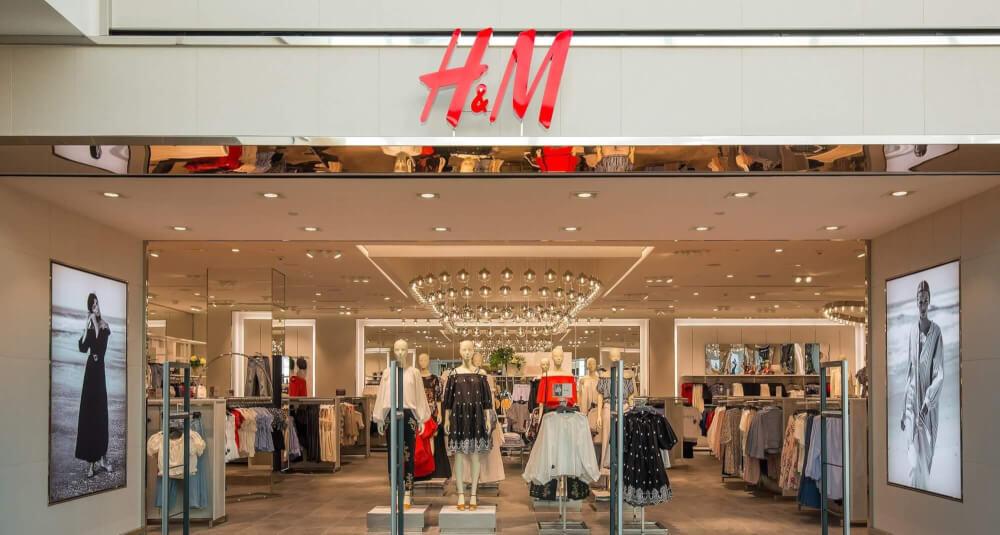 V Česku najdete spoustu H&M prodejen, kde můžete uplatnit dárkové poukazy.