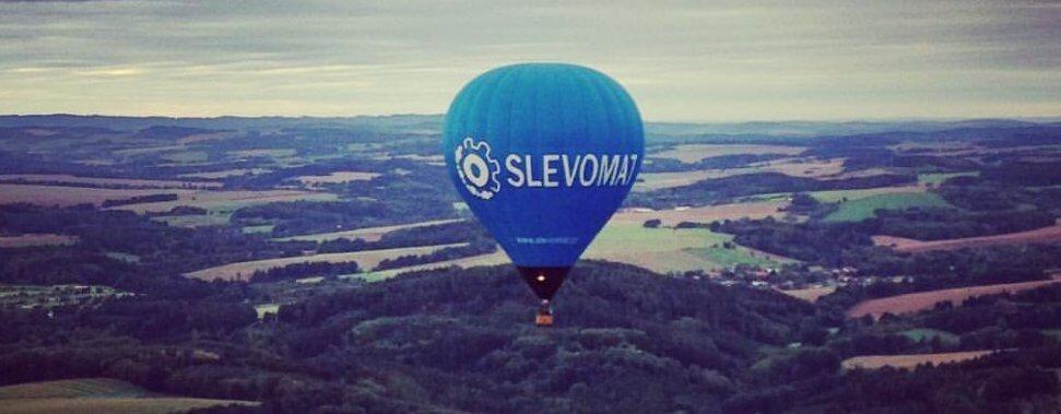 Horkovzdušný balón - Slevomat..