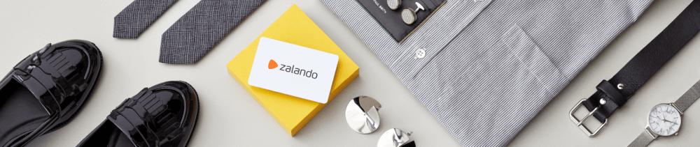 Dárkový poukaz Zalando, kterým můžete pohodlně platit za oblečení z e-shopu Zalando.cz.