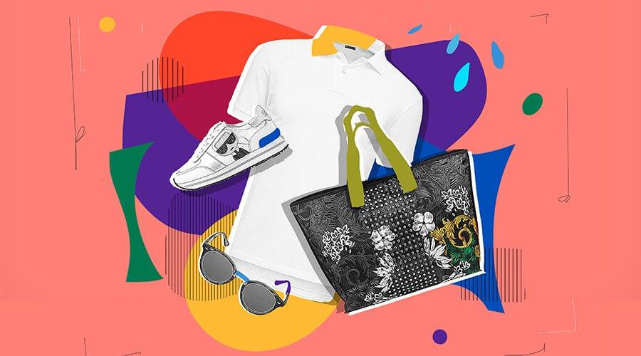 V e-shopu Zalando.cz seženete nepřeberné množství oblečení.