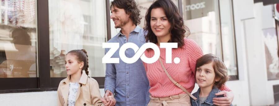 V e-shopu ZOOT nakoupíte oblečení pro muže, ženy i děti.