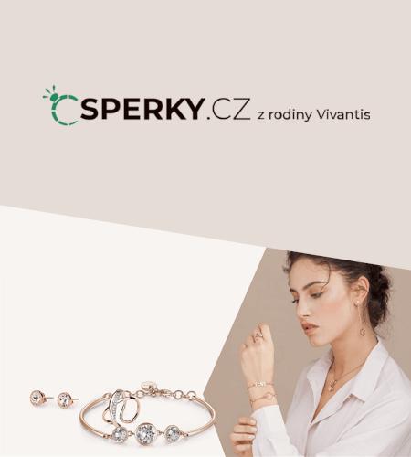 Šperky.cz dárkový poukaz